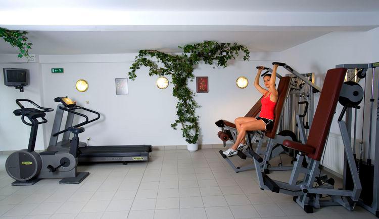Fitnessbereich im Parkhotel zur Klause