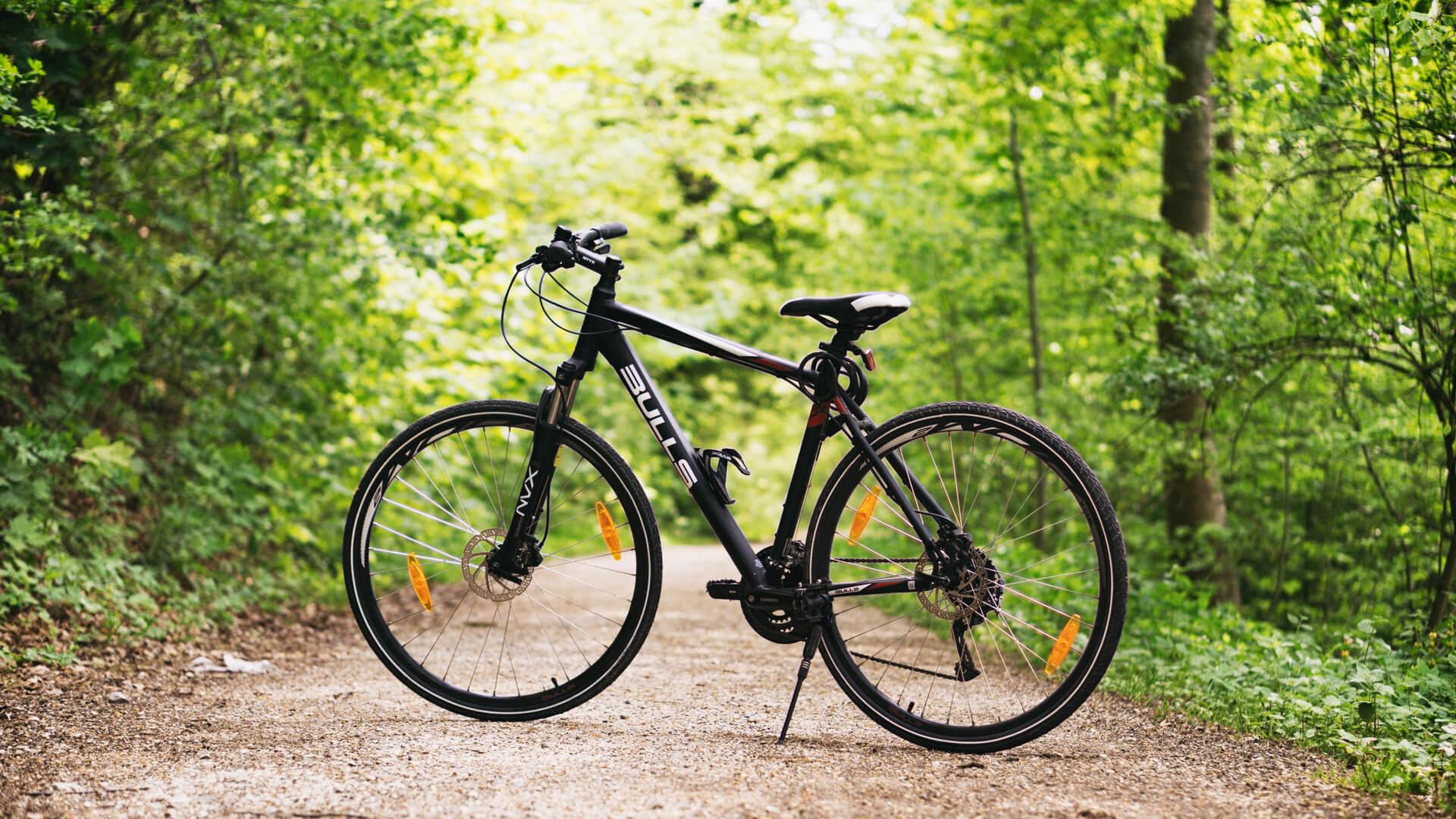 Radfahren in Bad Hall, Parkhotel zur Klause