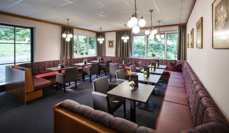 Bistro_Gastgarten Parkhotel zur Klause in Bad Hall
