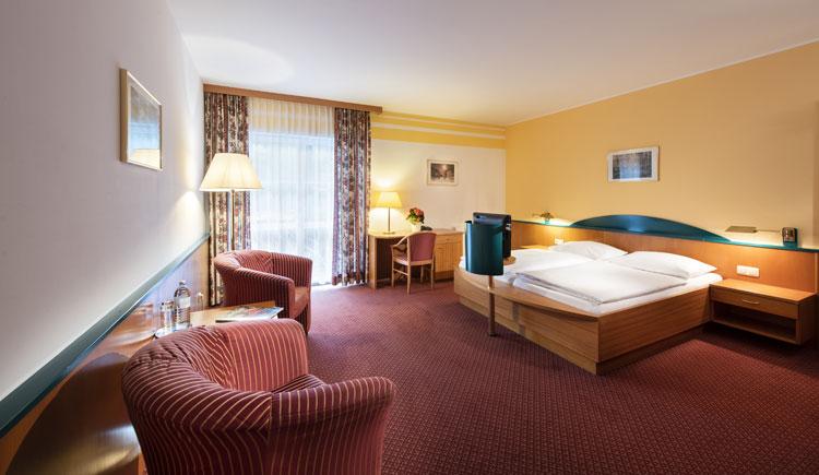Doppelzimmer im Parkhotel zur Klause, Bad Hall