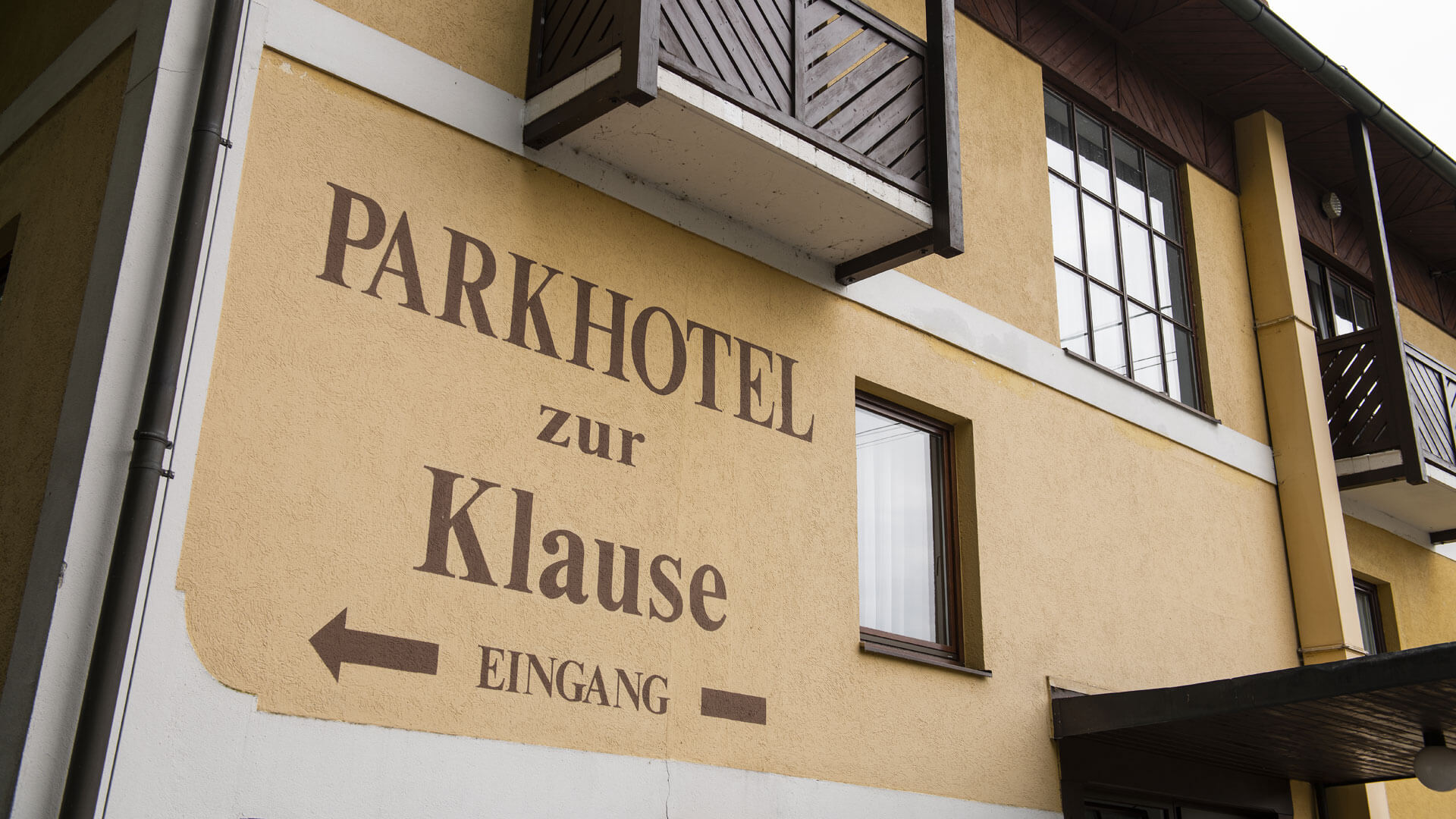 Parkhotel zur Klause in Bad Hall
