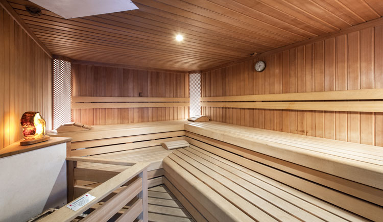Sauna im Parkhotel zur Klause in Bad Hall