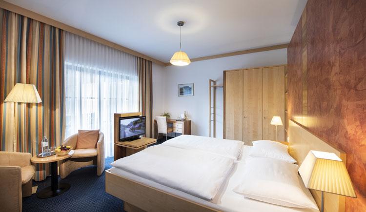 Zimmer im Parkhotel zur Klause in Bad Hall