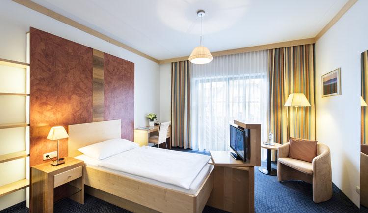 Einzelzimmer im Parkhotel zur Klause, Bad Hall